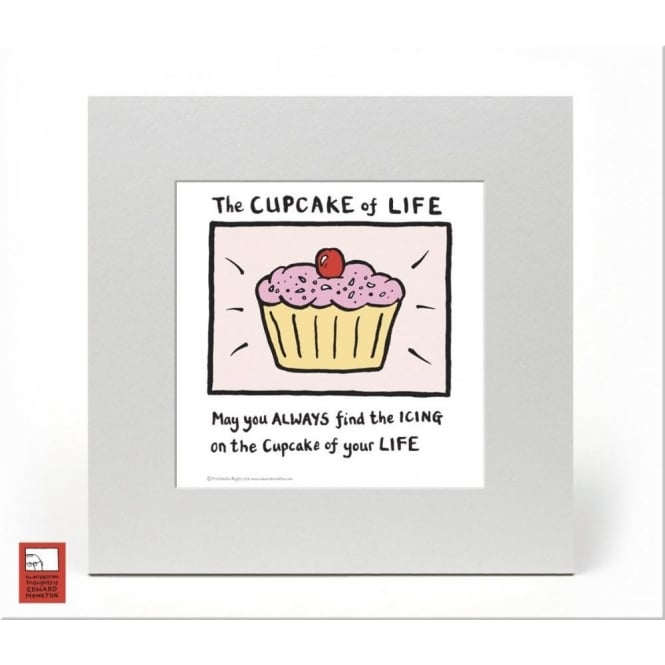 The Cupcake of Life