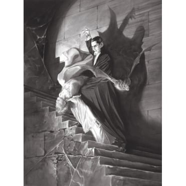 Universal Monsters: Dracula (Alex Ross)