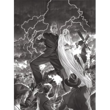 Universal Monsters: Frankenstein (Alex Ross)