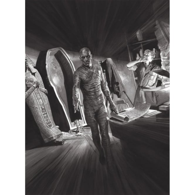 Universal Monsters: The Mummy (Alex Ross)